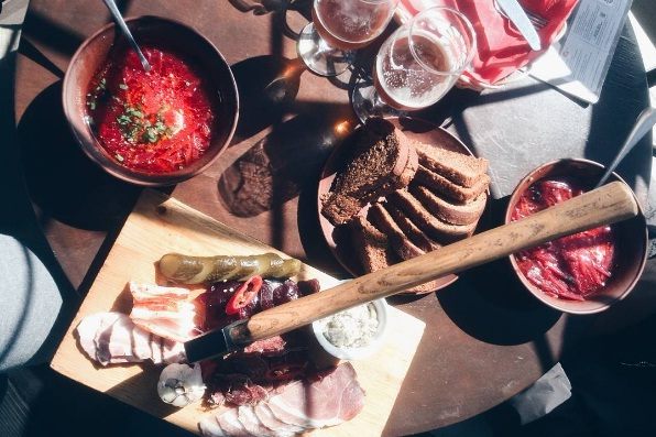 Anastasia Date | Ukrainian Dating Tips: Eat And Drink Like A Ukrainian