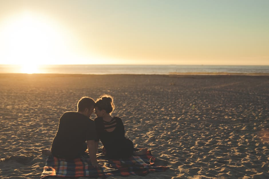 Can you think anything more romantic than a stroll on the beach? It's another way to enjoy a date for free.