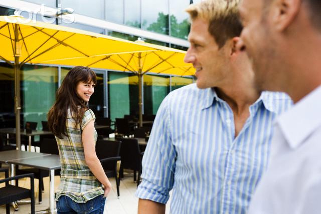 How To Interpret The Flirting Code That Women Send   Anastasia Date